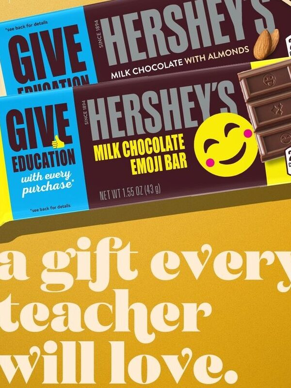 Hershey Bars ONLY 54¢ Each at Walgreens This Week – Yum!