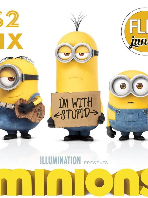 See the Minions Movie at Flix