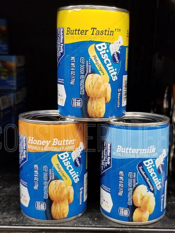 Pillsbury Biscuits as Low as 66¢ at Homeland & Affiliates