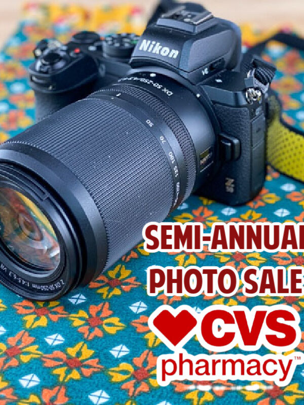 Semi-Annual Photo Sale at CVS