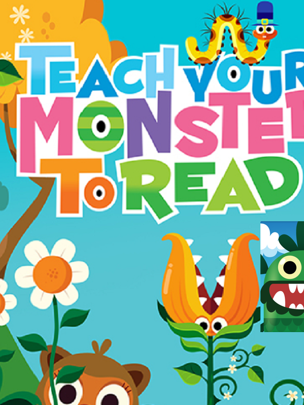 Teach Your Monster to Read FREE App – Download Now!