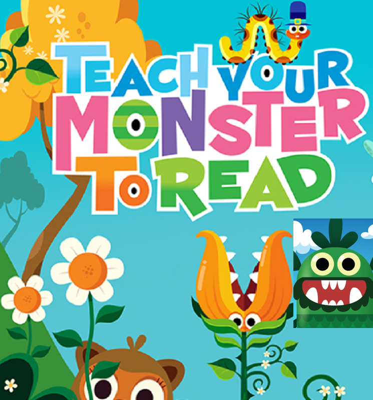 Teach Your Monster to Read App