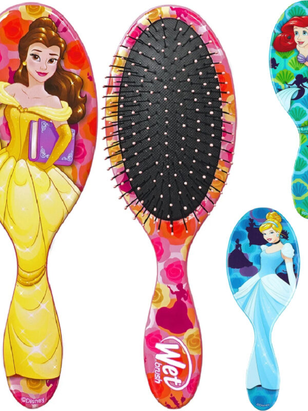 Wet Brush Disney Detangler as Low as $8.77 – Highly Rated on Amazon