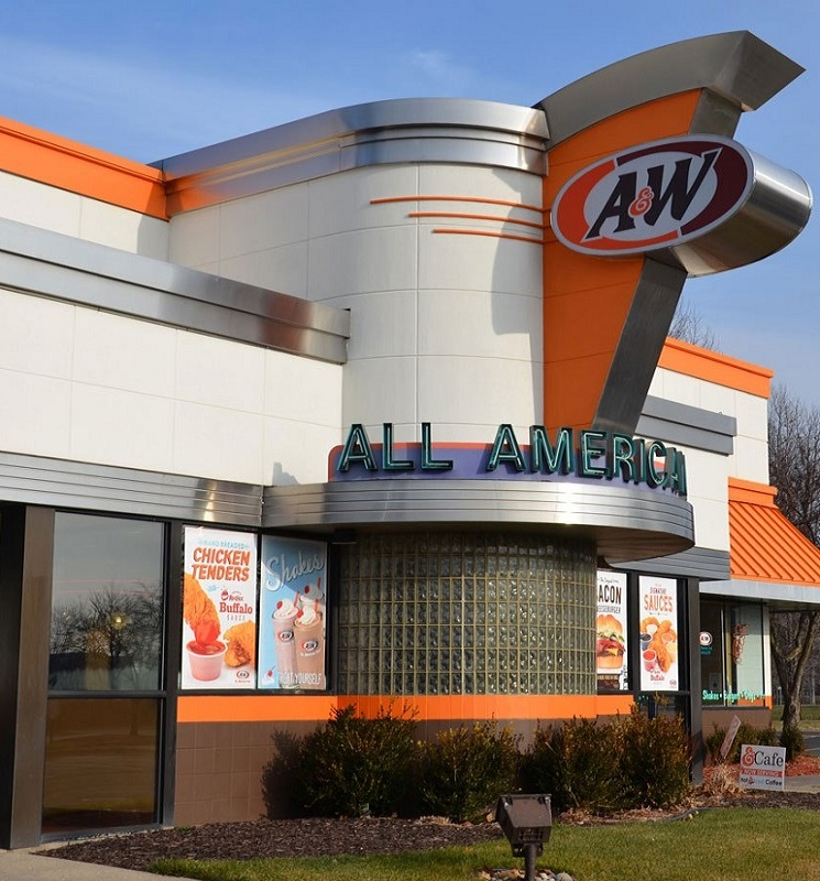 32 Ounce Dr Pepper at A&W