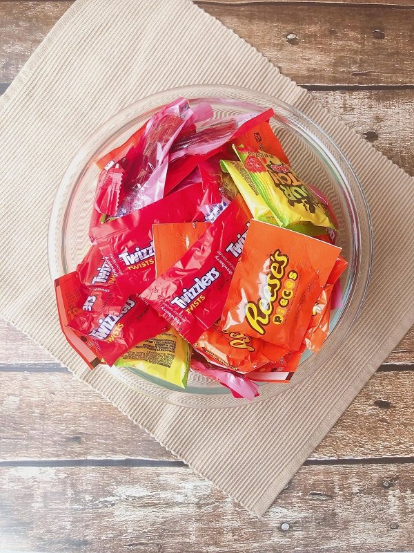 Halloween Candy; Fun Halloween Ideas