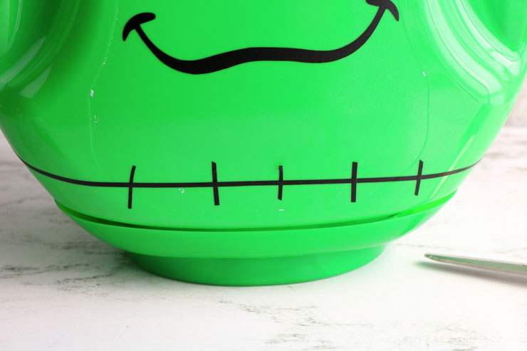 Frankenstein Chin