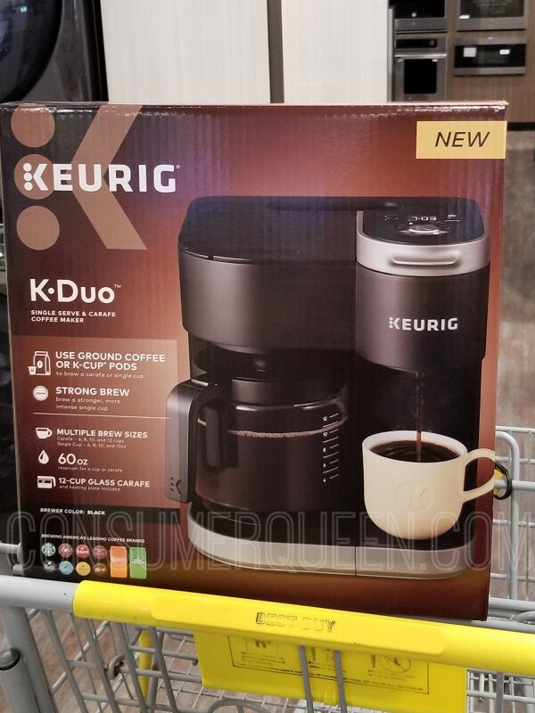 Keurig K Duo 12 Cup Coffee Maker $99.99 Shipped (Reg. $170) *EXPIRED*