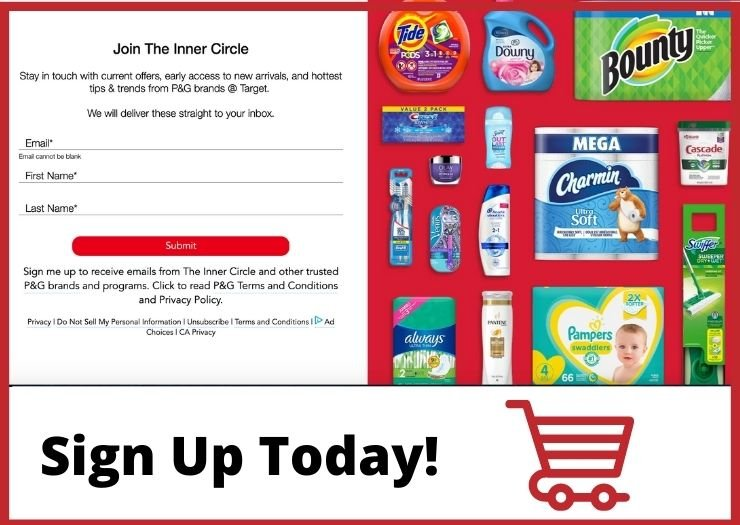 Join the New P&G Inner Circle