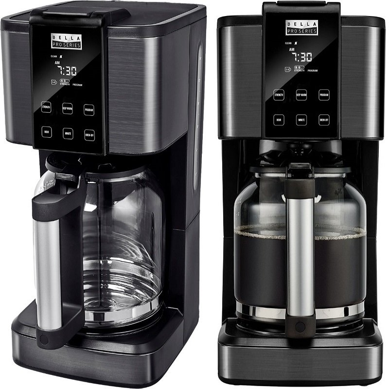 Bella Pro Series 14 Cup Coffee Maker $39.99 – Reg $79.99! *EXPIRED*