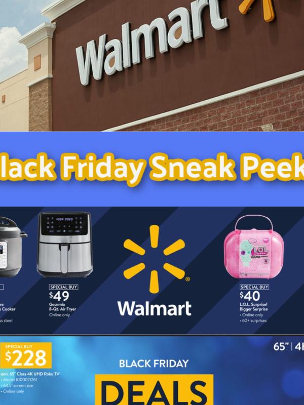 Walmart Black Friday