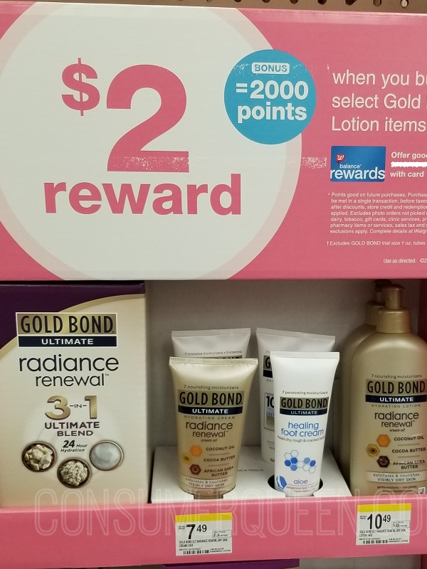 Gold Bond Ultimate Lotion as Low as $1.56 at Walgreens After Rewards!