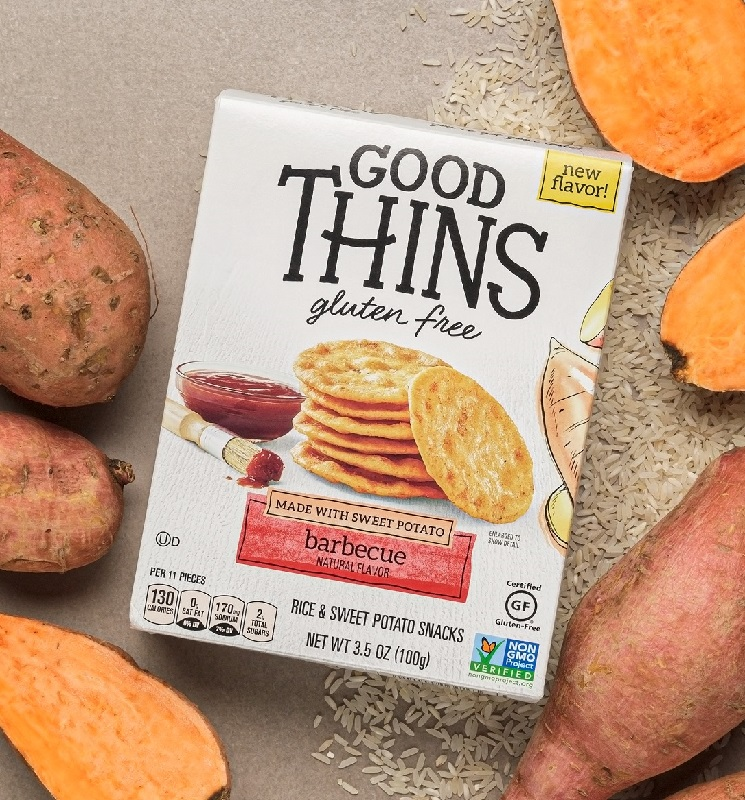 Good Thins Snack Crackers Only $1.28 at Walmart After Cash Back