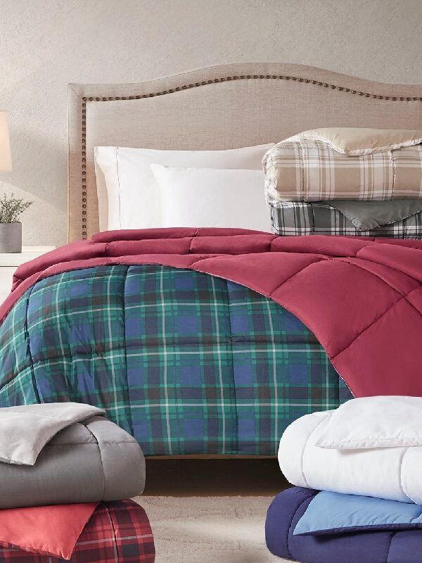 Martha Stewart Down Alternative Comforters $19.99 – ANY Size (Reg. $110!) *EXPIRED*
