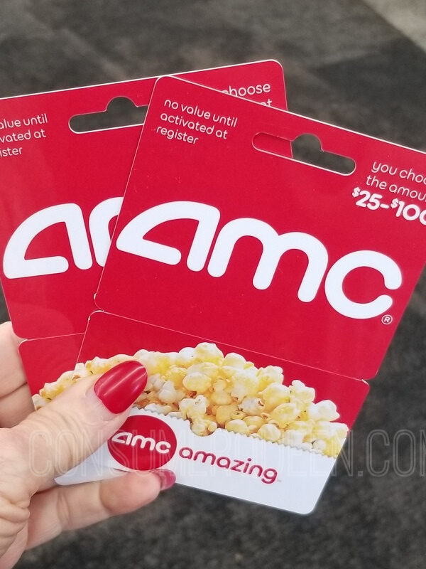 Movie Gift Cards 10% Off This Week at Dollar General!