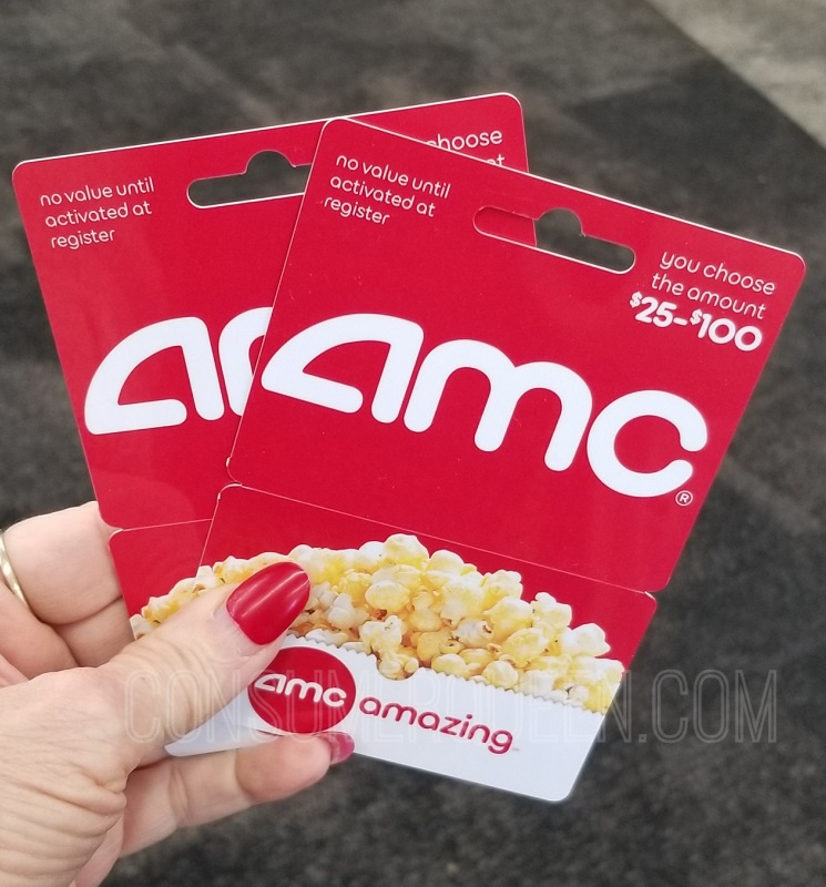 Movie Gift Cards