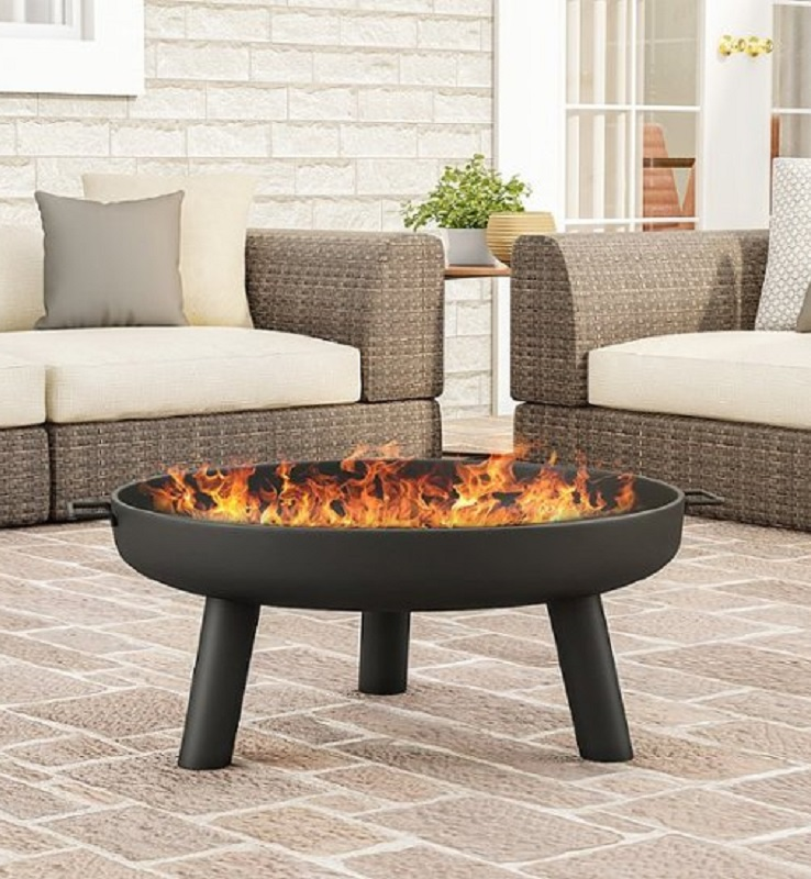 Outdoor Fire Pit Only $79.99 Shipped (Reg. $200!)*EXPIRED*