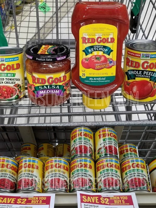 Red Gold Tomato Deals at Buy For Less and Smart Saver (as Low as 27¢!)