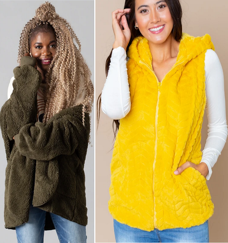 Sherpa Jackets & More 40% Off  Sale Prices (Starting at $8.97) – Limited Time