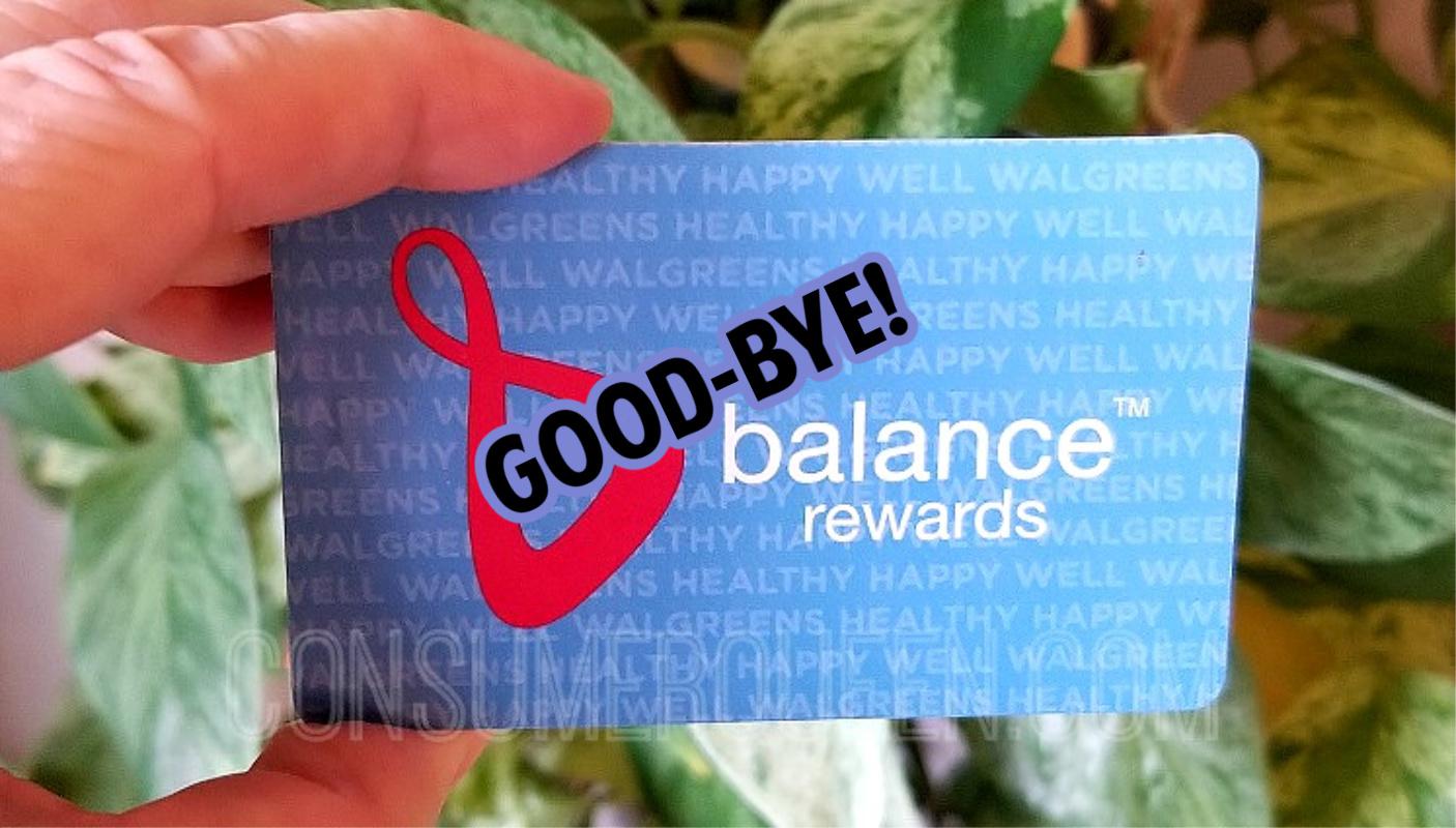 So Long Balance Rewards