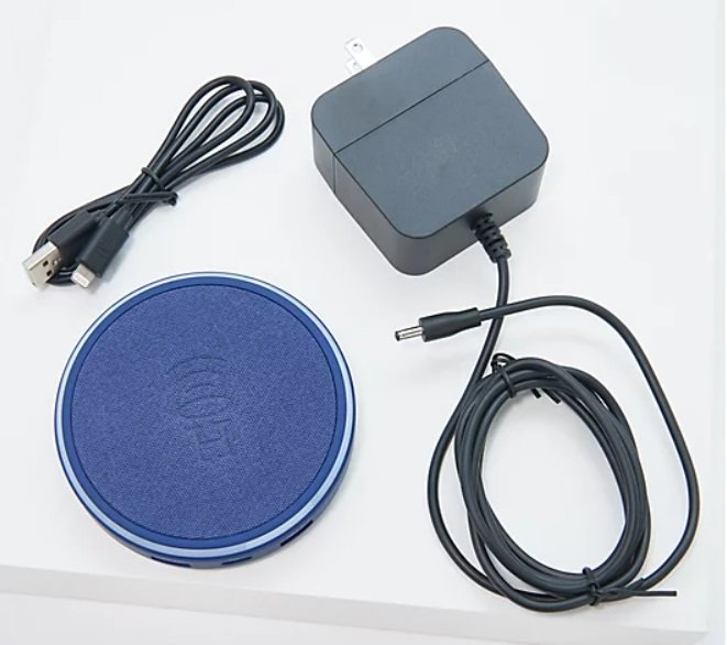 QVC Cyber Monday - Charging pad for cell phone