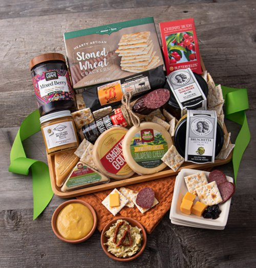 GOURMET GIFT BASKETS -Holiday Entertaining