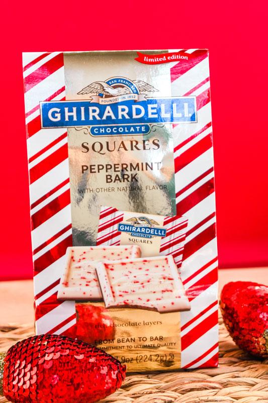 Ghirardelli squares candy recipe