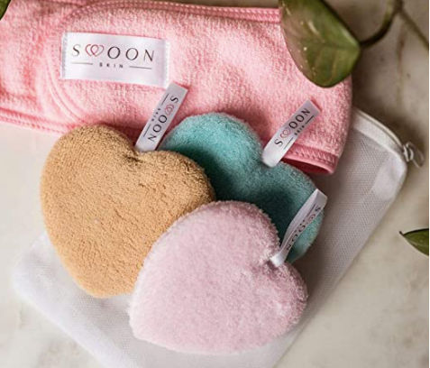 I Heart you cleansing kit