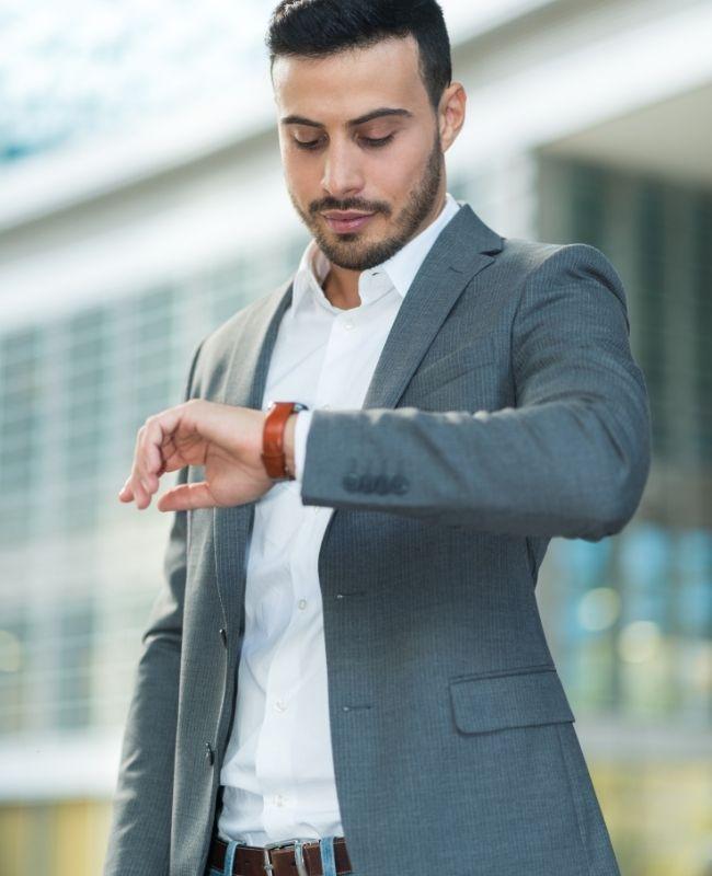 Luxury watch - luxury goods