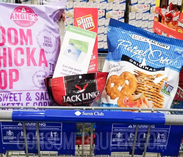 Are You a Sam's Club Member? Stop In For More Instant Savings!