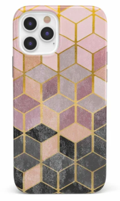 Rose Gold phone case from Casely