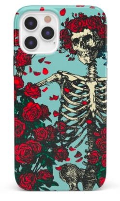 Greatful Dead Phone case frome Casely