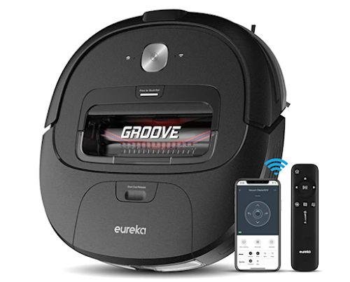 EUREKA GROOVE robotic vacuum