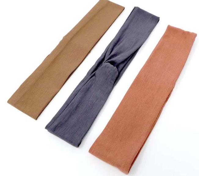 Leisure Collection Headwrap Set