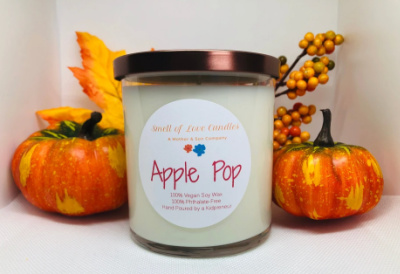smell of love candle