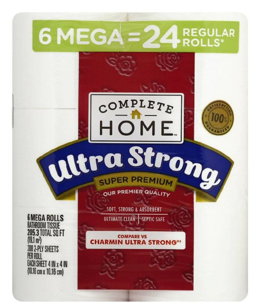Walgreens Toilet Paper Only $4.59 Shipped