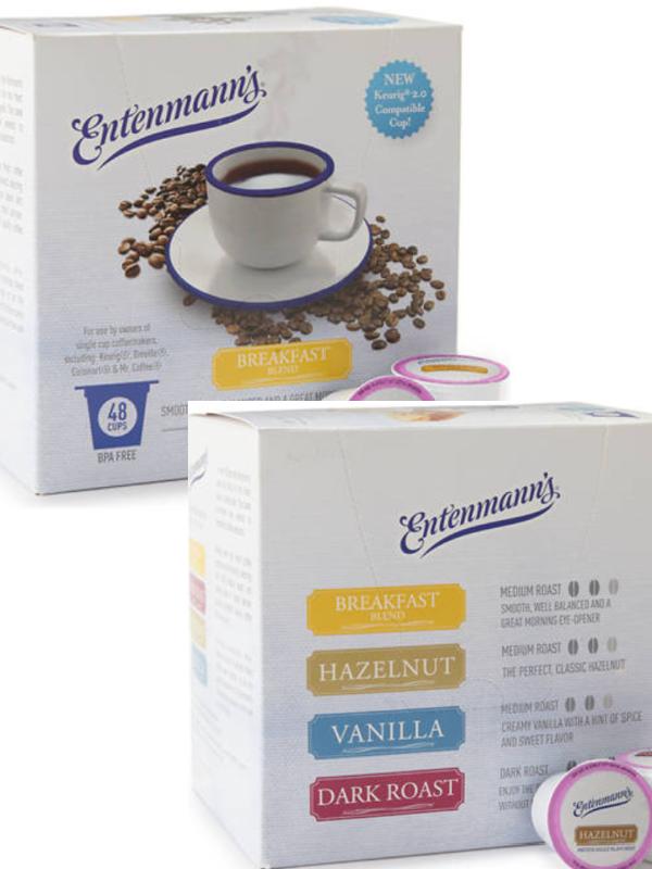 Entenmanns 48ct Single Serve Coffee
