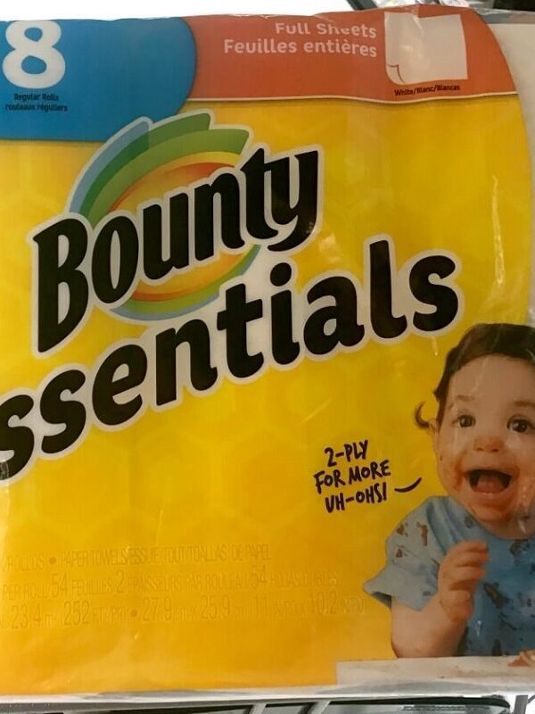 Charmin and Bounty Products
