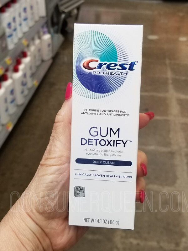 Crest Premium Toothpaste as Low as 19¢ at Target After Cash Back!