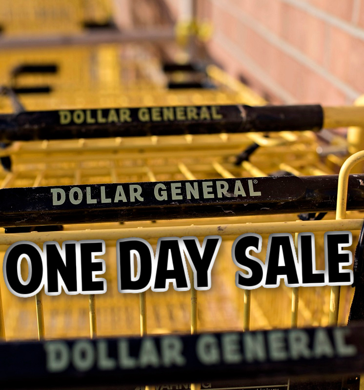 Dollar General Thanksgiving Day Sale 2020 Don T Miss