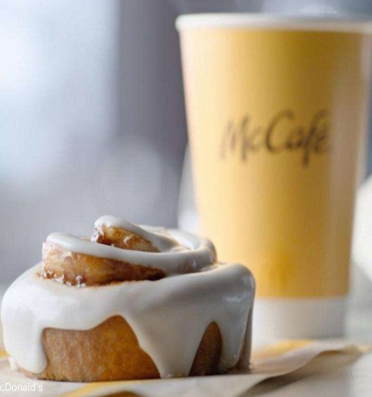 FREE Bakery Item at McDonald's W/Coffee Purchase + More!