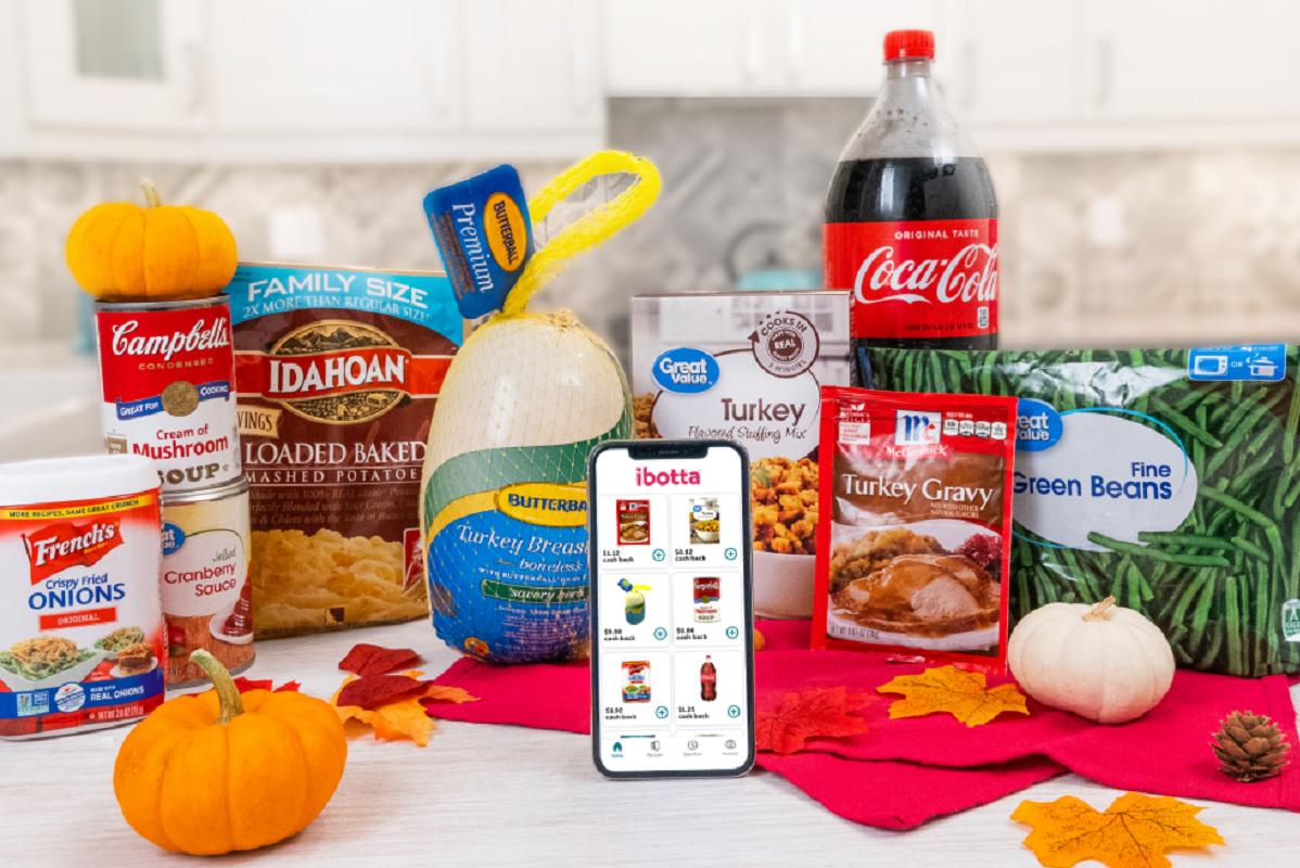 Complete Thanksgiving Dinner FREE From Ibotta – $20.91 Cash Back!