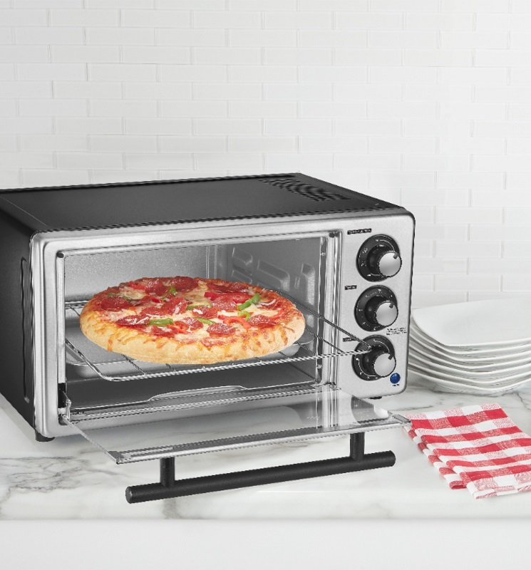 Insignia 4 Slice Toaster Oven $19.99 – Today Only (Reg. $39.99) *EXPIRED*