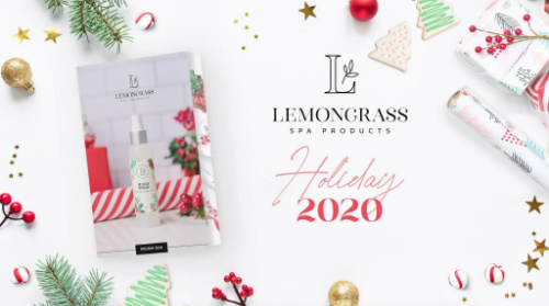 Lemongrass Spa -small business gift guide