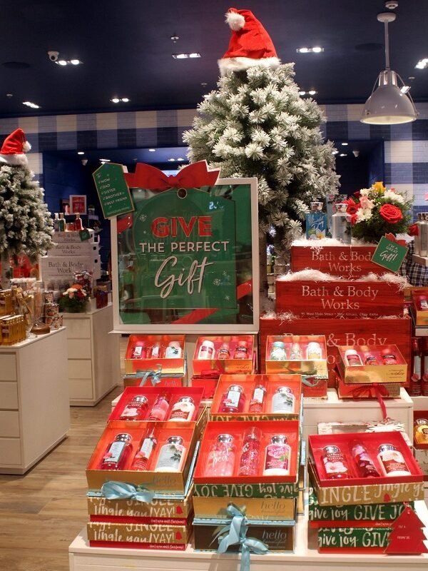 new products at bath & body works