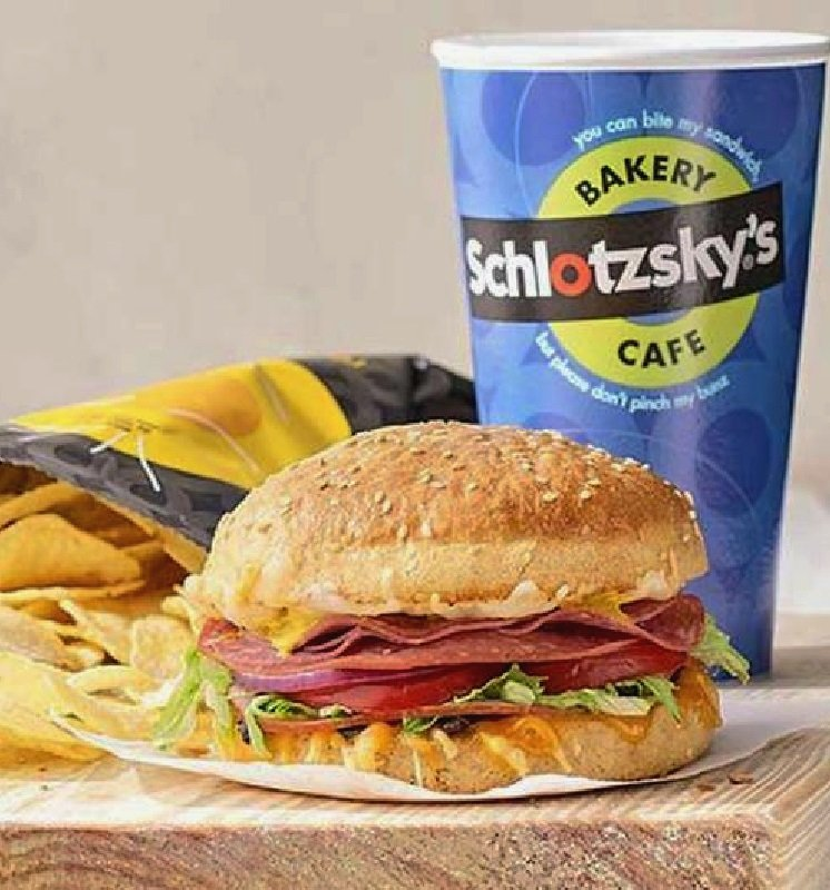 Schlotzskys Monday Meal Deal