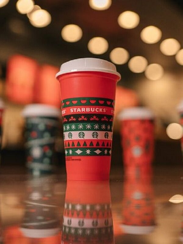 Free Starbucks Holiday Cup 2020