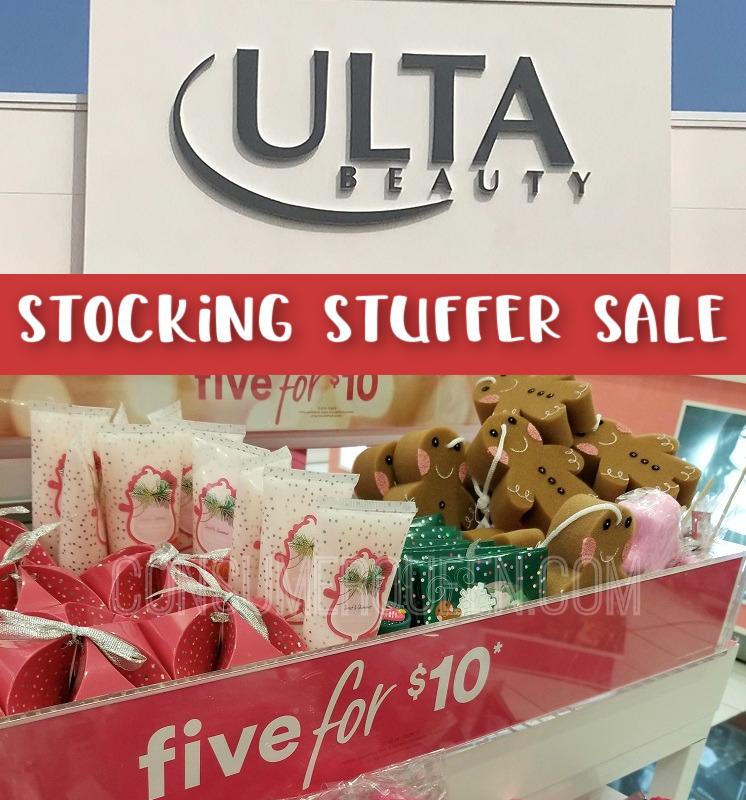 Ulta Stocking Stuffers ONLY 68¢ – Don't Miss!
