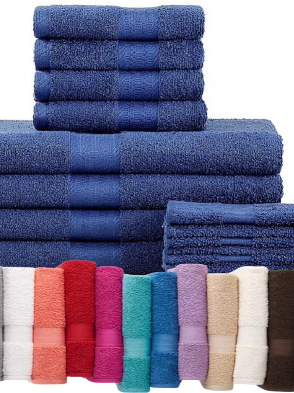 The Big One Bath Towel Value Pack ONLY $19.54 (Reg. $90!)