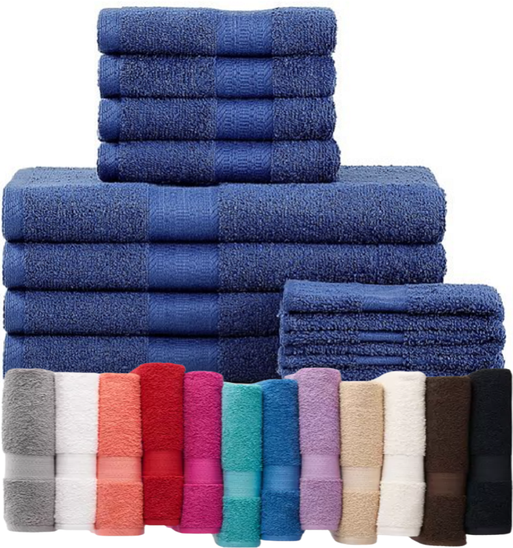 The Big One Bath Towel Value Pack
