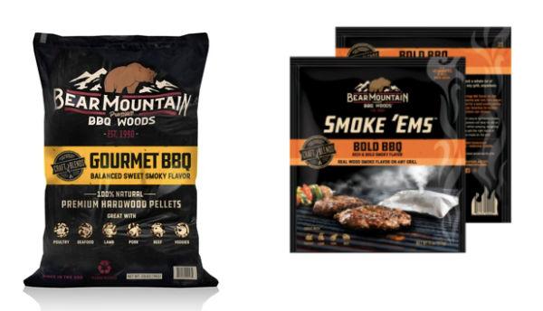 BEAR MOUNTAIN BBQ WOODS